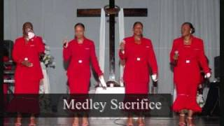 Medley Sacrifice - Shine The Light