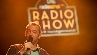 Rainald Grebe - radioeins Radio Show