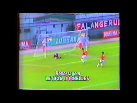 Jogos do Flamengo no estádio da Gávea, entre 1989 e 1997 - *BL