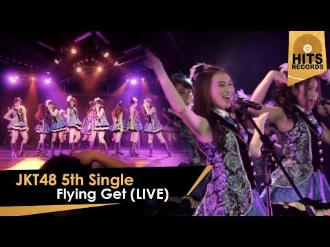 JKT48 - Flying Get [Live at Theater JKT48]