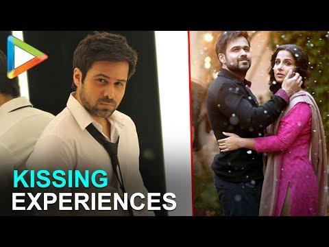 Emraan Hashmi Recalls His Kissing Experiences | Vidya Balan | Kangana Ranaut | Mallika Sherawat
