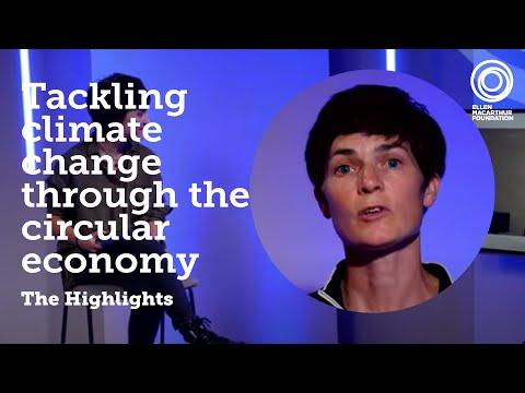 Tackling climate change through the circular economy | The Circular Economy Show Highlights