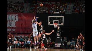Los Angeles Lakers Win The MGM Resorts NBA Summer League Championship vs Portland Trail Blazers