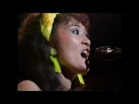 平山みき「いとしのマックス、恋のバカンス、真っ赤な太陽」(1989.12) 新宿