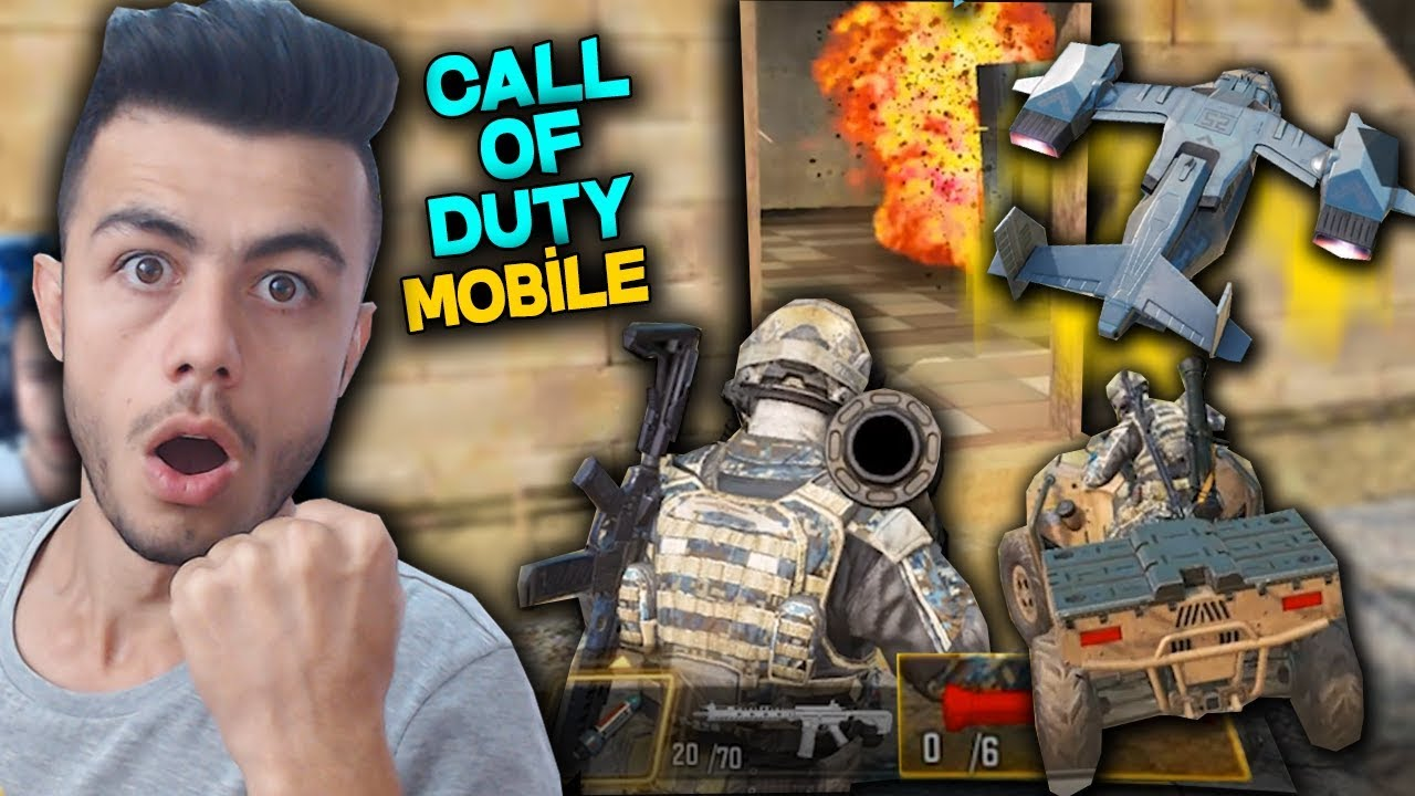 CALL OF DUTY MOBİLE GELDİ ! İLK KİLL REKORU PUBG MOBİLE SONU MU?