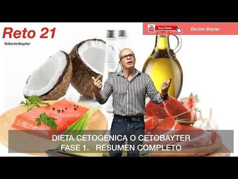 dieta ketobayter fase 1
