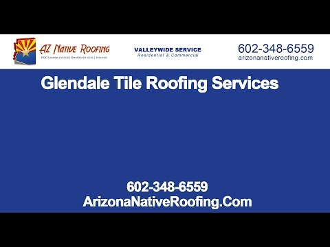 Glendale Tile Roofs by AZ Native