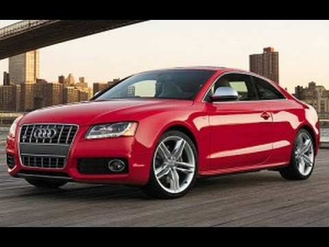 2008 Audi S5 Coupe Official Youtube