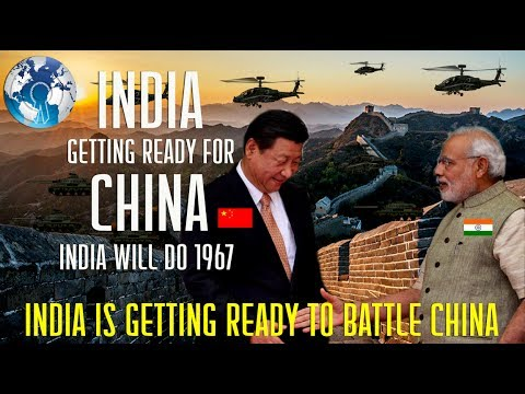 INDIA is getting Ready To BATTLE CHINA in the Border Issue with its Military
