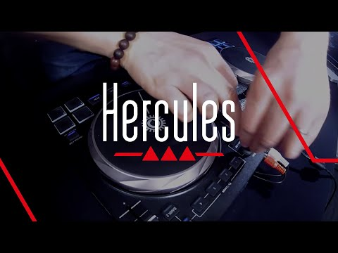 Hercules DJ Control Air + Demo