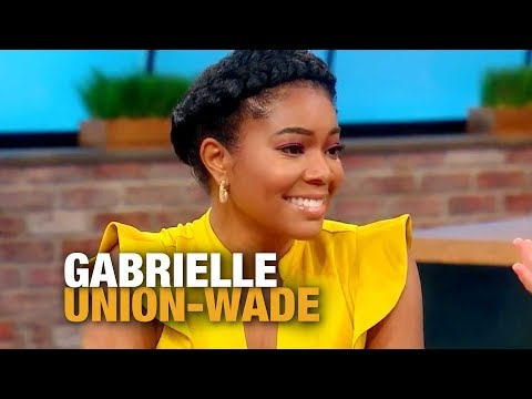 Gabrielle UnionWade on Being a Stepmom to Dwayne Wade's 3 Boys  Rachael Ray