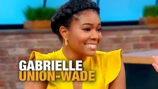 Gabrielle Union-Wade on Being a Stepmom to Dwayne Wade