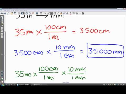 Converting Between SI Units and SI Units 2.wmv