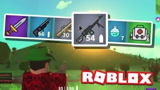 3 NOUVEAU ROBLOX ISLAND ROYALE GUNS!