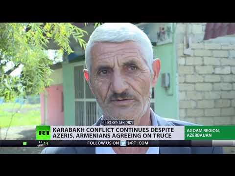 Azeri-Armenian conflict continues despite truce agreement