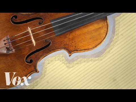 Why Stradivarius violins