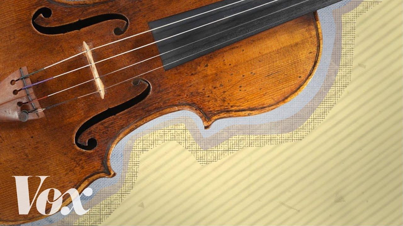 Why Stradivarius violins are worth millions image