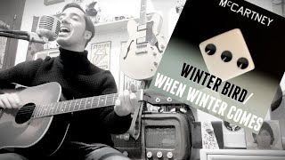 "Paul McCartney | Winter Bird/When Winter Comes | Cover from ""McCARTNEY III"""