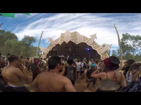 Babylon festival Mandala Stage...