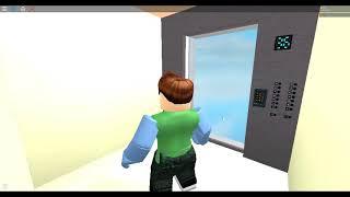 OTIS High Rise Hydraulic Elevators - Goodbeans Office Building auf ROBLOX