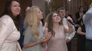 ведущая на  свадьбу Ксения Архарова