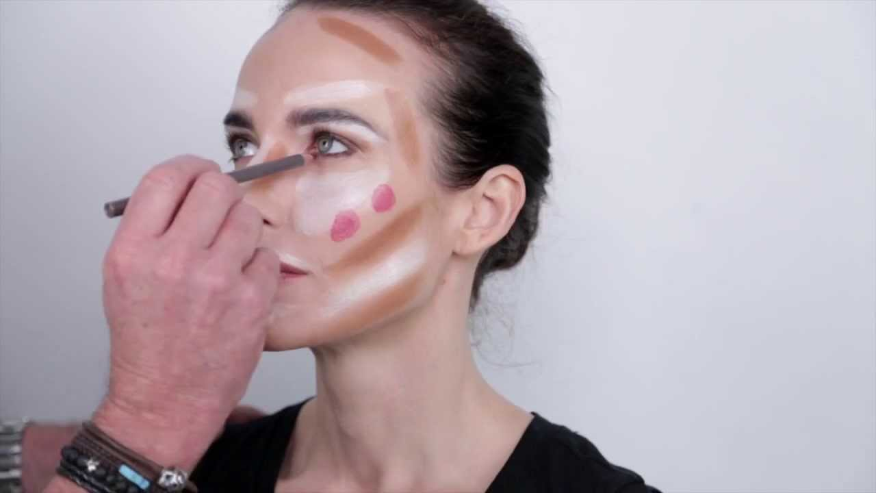 Makeup facelift youtube ccuart Image collections