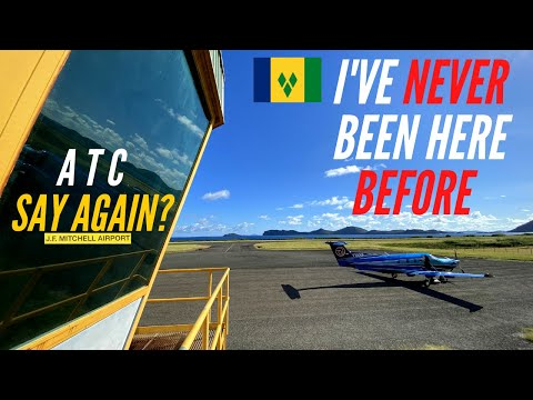 I've NEVER Been Here BEFORE! - PC-12 Flight VLOG (ATC AUDIO)