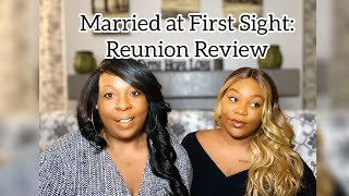 Married At First Sight| Season 10 Reunion Finale| Review| #mafslifetime