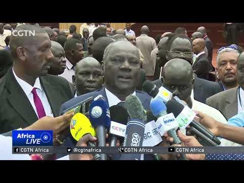 South Sudan rebel chief Riek Machar signs latest draft of peace deal