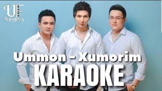 Ummon guruhi | Karaoke | Xumorim | Qo'shiq matni va musiqasi