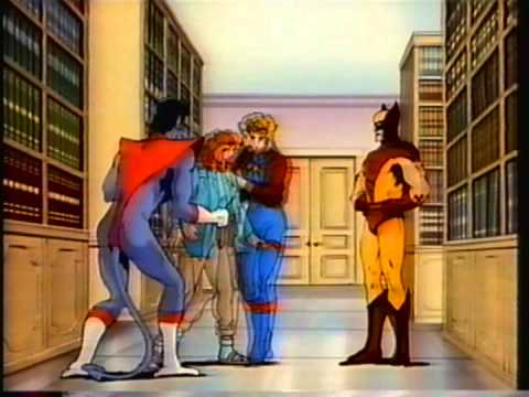 Pryde of The X-Men: The Whole Tape