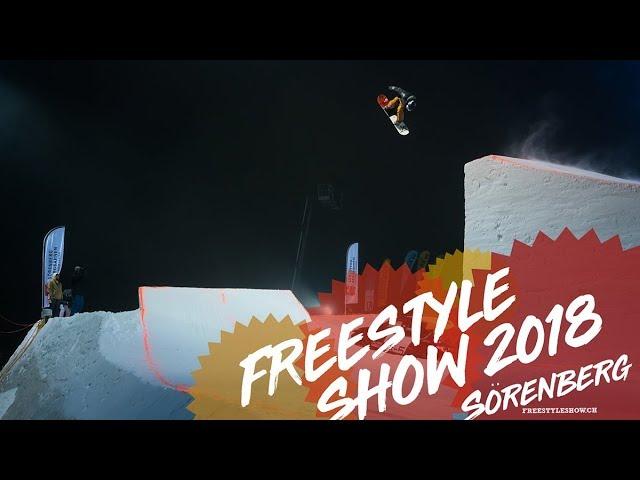Freestyleshow Sörenberg 2018