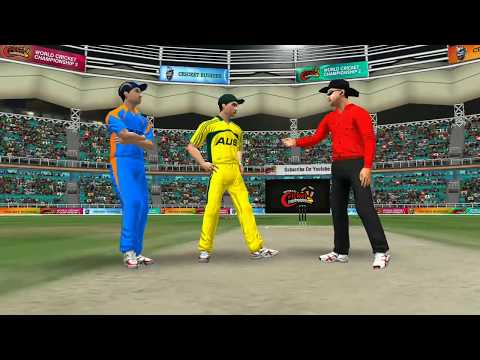 24th September 2nd Match India Vs Australia ODI World Cricket Championship 2 Gameplay