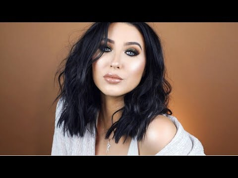 My Radiant Glow Foundation Routine | Jaclyn Hill
