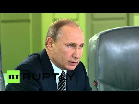 Russia: Putin confirms Russian arms upgrades with Def Min Shoigu