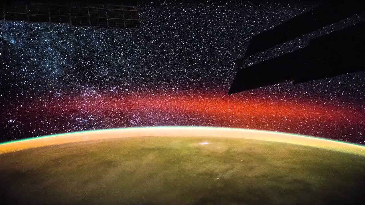 Iss Timelapse - Milky 19 Maggio 2015