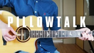 ZAYN - PILLOWTALK - Guitar Cover | Mattias Krantz
