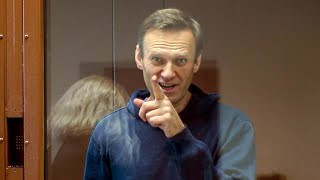 Moscow court rejects Kremlin critic Navalny's appeal against prison sentence