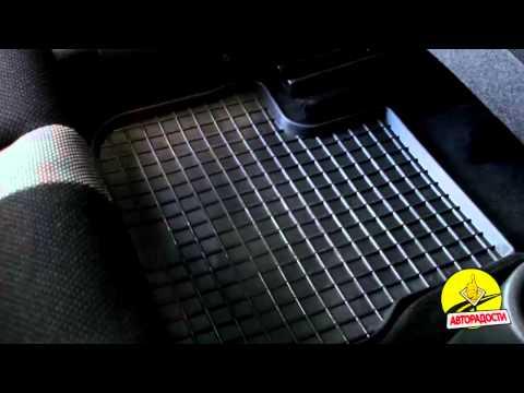 Avtoradosti.com.ua: Резиновые и полиуретановые коврики в салон