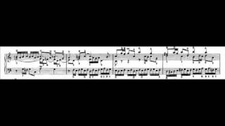 J.S. Bach - BWV 870a - Fughetta C-dur / C major