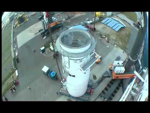 Liebherr's New Range of Heavy lift Offshore Cranes MTC 78000