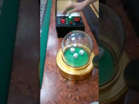 How to play Casino big small electronic table sicbo game
