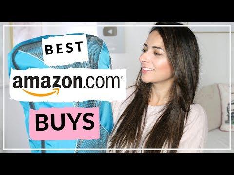 24 BEST AMAZON BUYS 2018  Things I Buy On Amazon  Ysis Lorenna