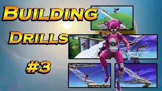 5 Building Drills to Practice and Get Better at Fortnite BR! #3