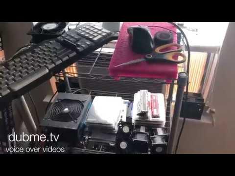 BCU1525 FPGA miner - Quick look at my setup