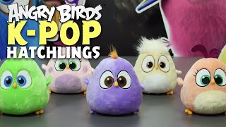 Angry Birds | Hatchlings K-pop Unboxing!