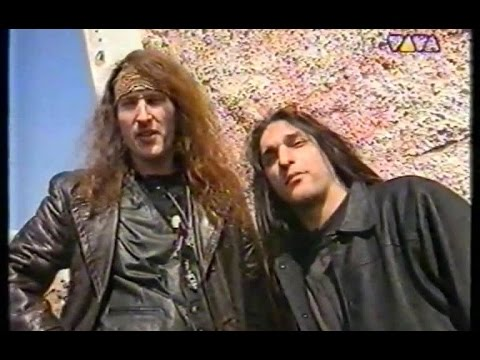 Rage - Athens 10.03.1995 TV-Report (Live & Interview)