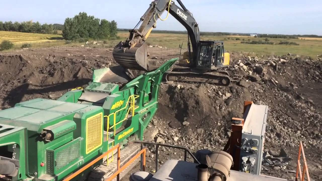 Eagle Crusher|New Equipment| Horton Supply |Cement Eagle Crushers