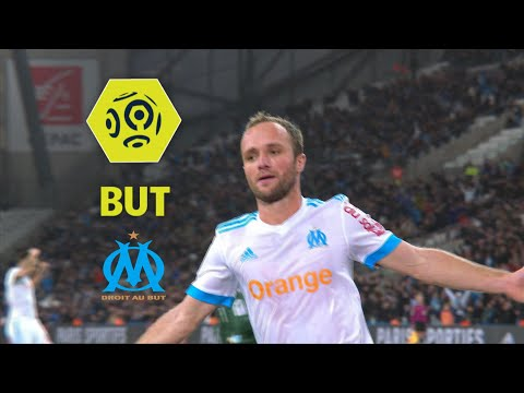 But Valère GERMAIN (71') / Olympique de Marseille - AS Saint-Etienne (3-0)  / 2017-18