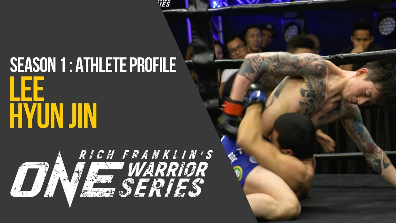Rich Franklin's ONE Warrior Series | Season 1 | Athlete Profile: Lee Hyun Jin